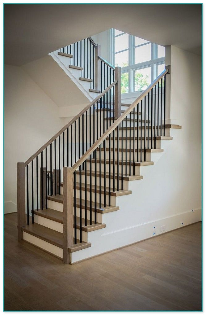 Best Wrought Iron Stair Spindles Image By Gn917H On Staircase 400 x 300
