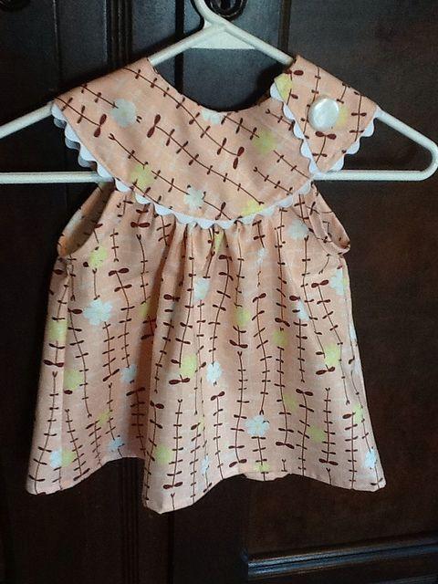 Brownie-goose pattern
