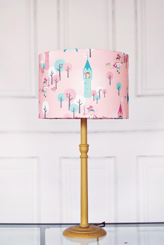 Bedside Lamp Girls Bedroom Lamp Kids Lamp Fairy Tales Nursery