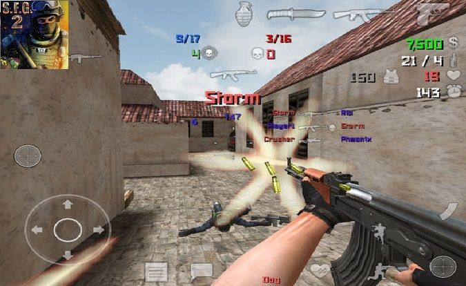download special force group 2 mod apk pc