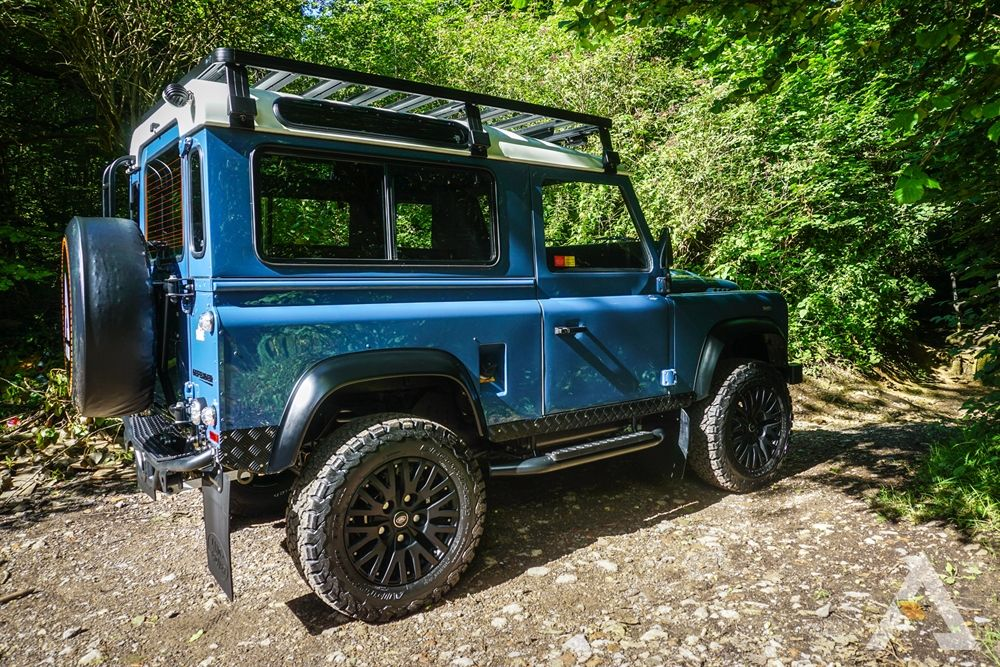 Delta Defender 90 By Arkonik Land Rover Defender 90 Land