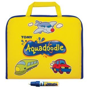 Buy Tomy Aquadoodle Travel Colour Doodle Bag at Argos.co.uk - Your Online Shop for Arts, crafts and creative toys.
