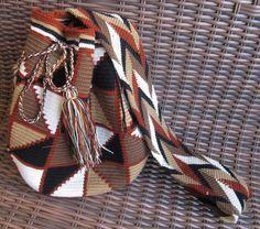 Agulhas e Pinceis: Mochila Wayuu - como fazer