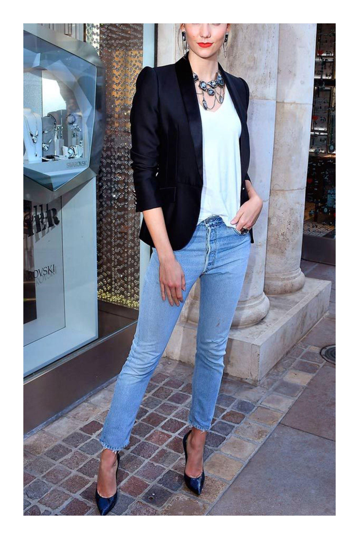 bd6a028c 5 prendas que puedes repetir para crear cientos de outfits distintos  #TiZKKAmoda #pantalon #jeans #tacones #stilettos #scarpin