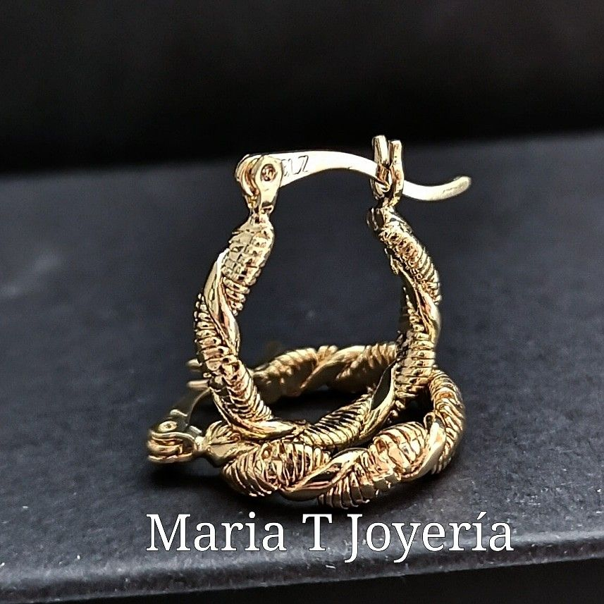 7560b99adc91 Pin de Maria I Vilela en Joyas de Oro Laminado