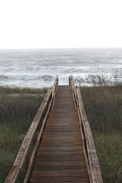 absolute duke private walkway michaela s favorites kure beach rh pinterest com