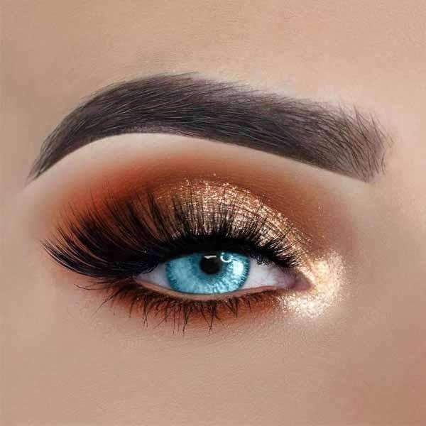 Emerald colored contacts #fallmakeuplooks