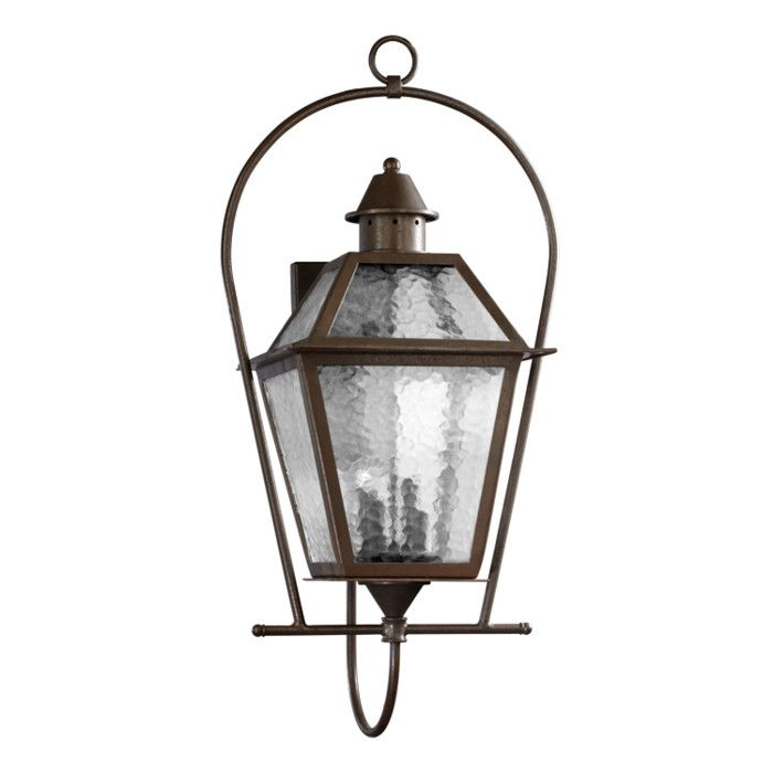 Quorum french quarter 4 light outdoor sconce reviews wayfair