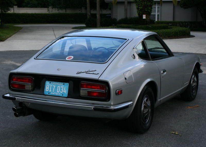 Datsun : Z-Series 240Z RESTORED FLORIDA - 5K MILES in Datsun   eBay