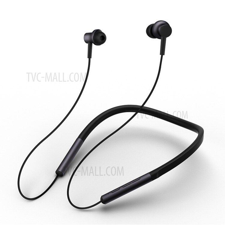 Xiaomi Lyxqej01jy In Ear Bluetooth Earbuds Necklace Earbuds For Xiaomi Iphone Samsung Etc Bluetooth Earbuds Bluetooth Headphones Wireless Bluetooth Earphones