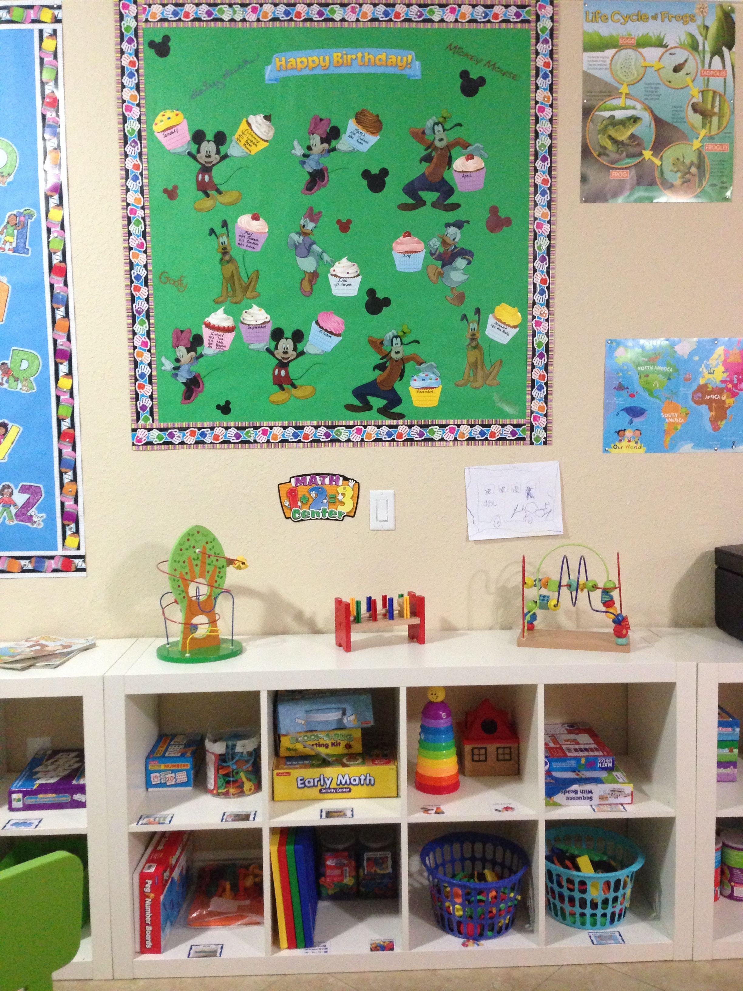 Home Daycare, Kids Bedroom Decor, Daycare Setup
