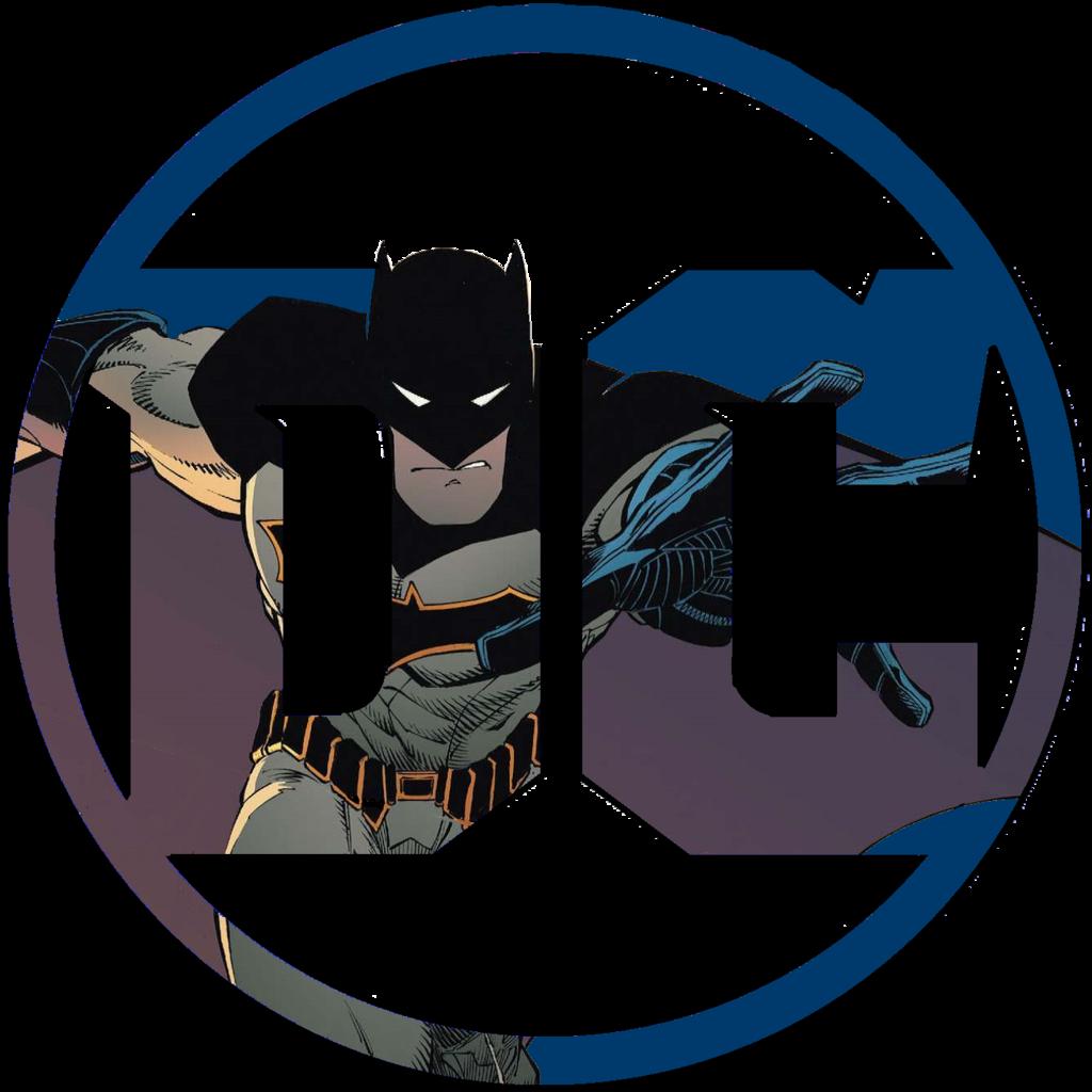 dc logo for batman by piebytwo dc comics pinterest