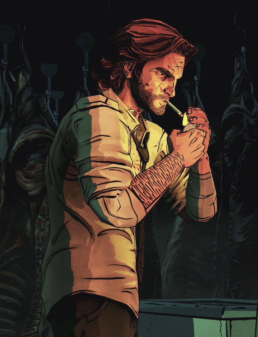 Bigby Tumblr The Wolf Among Us Wolf Werewolf Stories