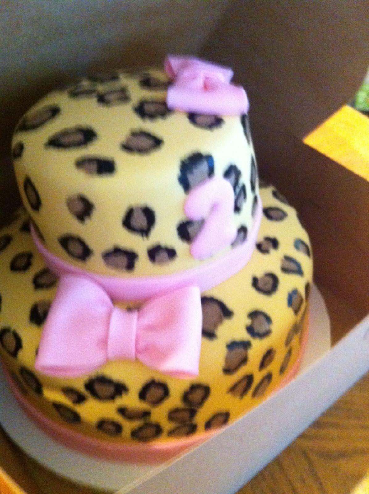 Awe Dog Cake 4th Birthday Baby Boy Mr Wilson