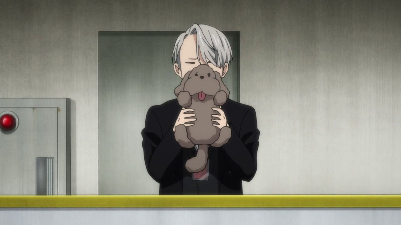 Yuri on Ice - 05 - Lost in Anime