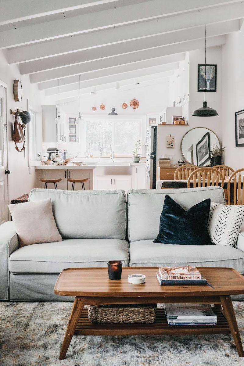 Step inside an sq ft home in alaska with major scandinavian