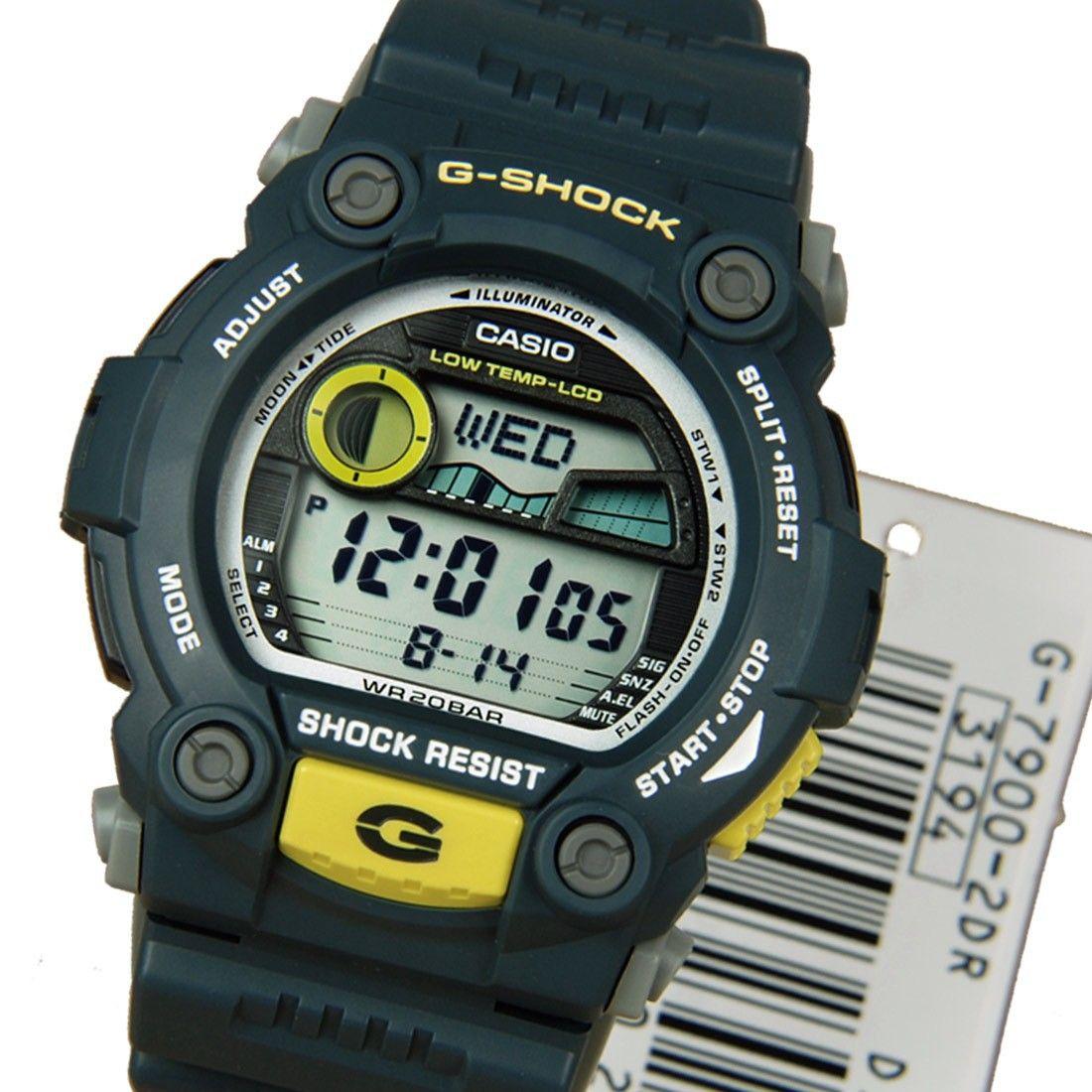 competitive price c2039 69cd5 Casio G_Shock Watch G-7900-2DR | seiko | Casio g shock ...