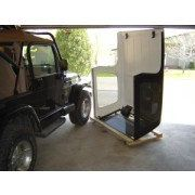 Downloadable Jeep Wrangler Hard Top Dolly Plans By Backyardlongarm