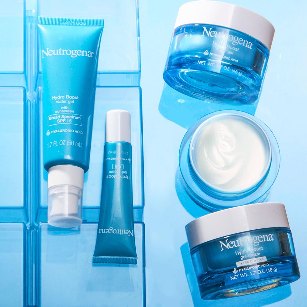 Hydro Boost Hydrating Cleansing Gel Extra dry skin, Gel