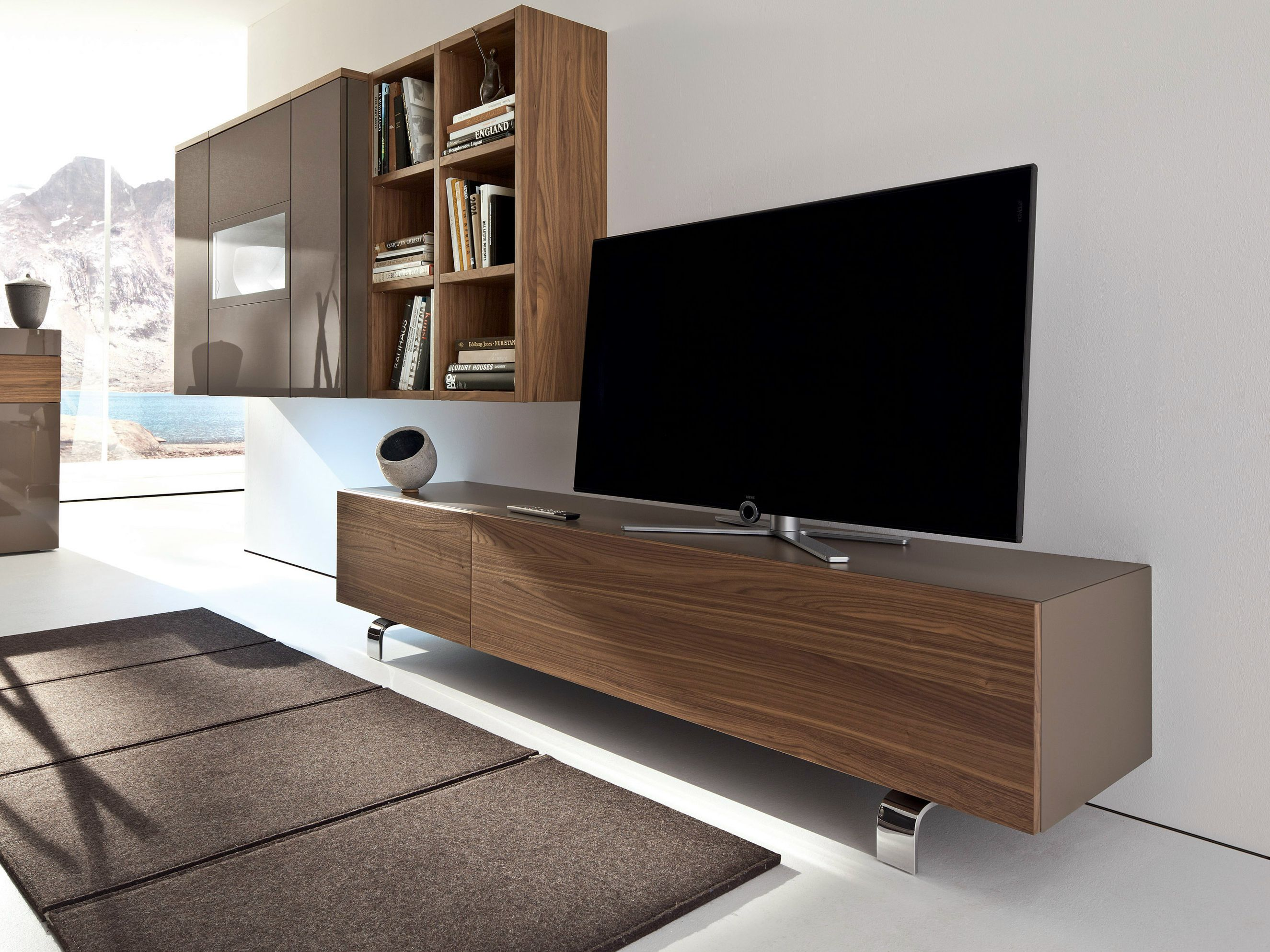 Neo Tv Cabinet By H Lsta Werke H Ls Home Edition Pinterest # Meuble Tv Suspendu En Planche
