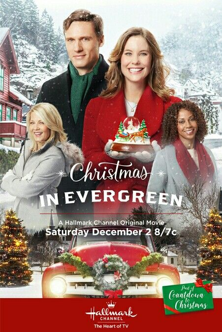 christmas in evergreen december 2017 - Abc Family Original Christmas Movies