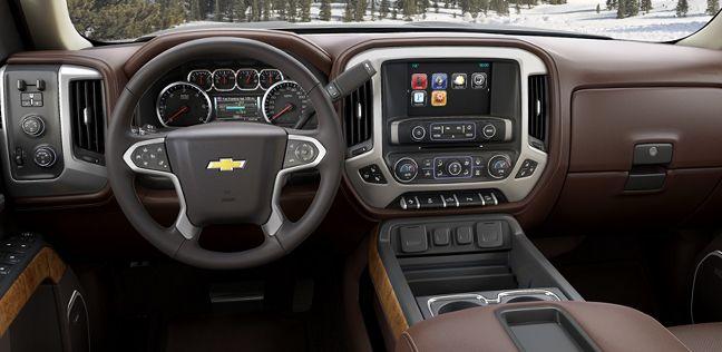2014 Chevy Silverado 1500 Fuel Efficient Truck Chevrolet