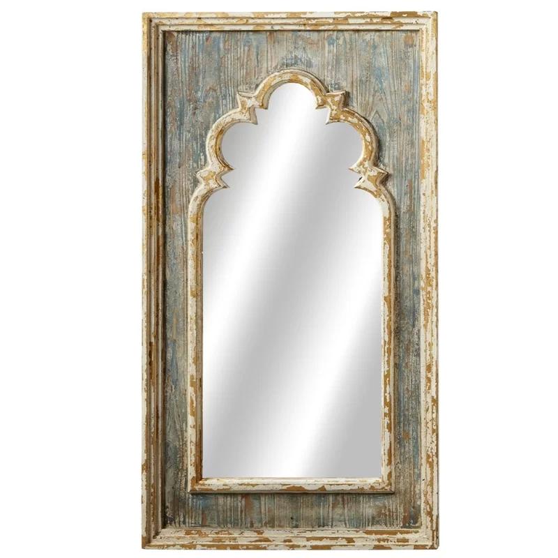 Distressed Arch Wall Mirror In 2020 Mirrors Wayfair Mirror Trumeau Mirror
