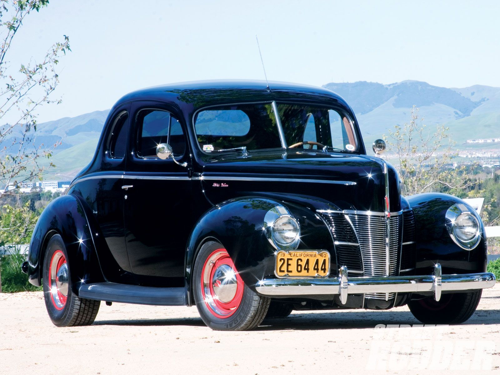1940 ford coupe 1940 ford deluxe coupe interstate 40 photo gallery