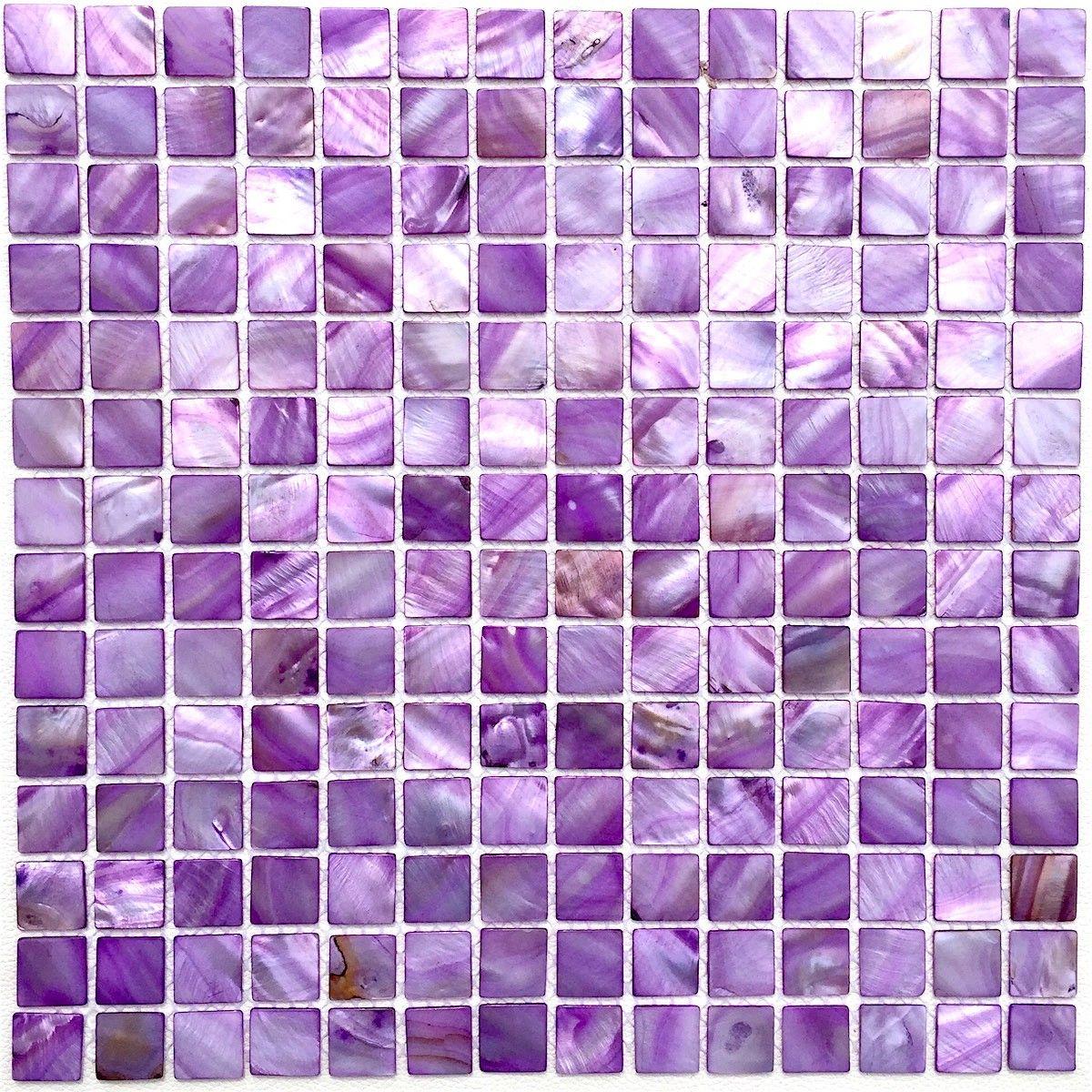 Fliesen Und Mosaik In Perlmutt Fur Boden Und Wand Odyssee