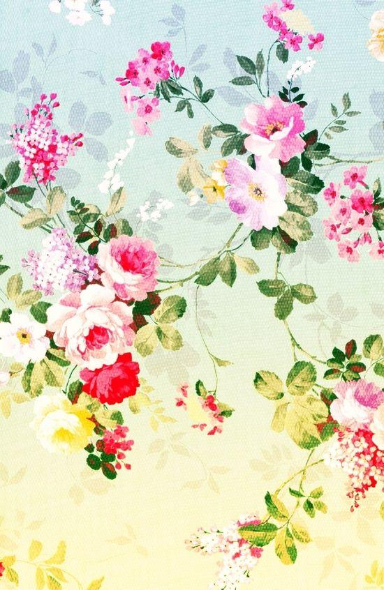 Vintage Flowers Ii For Iphone Art Print By Simone Morana Cyla Vintage Flowers Iphone Art Flower Art