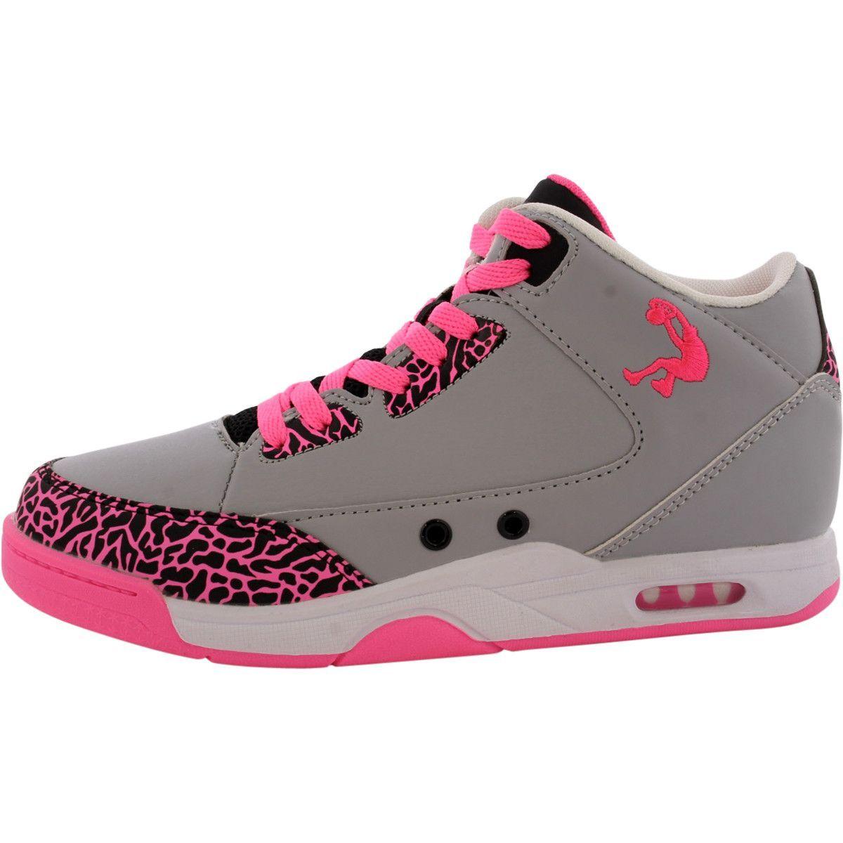 Shaq Platinum - Girl's Drop Sneakers