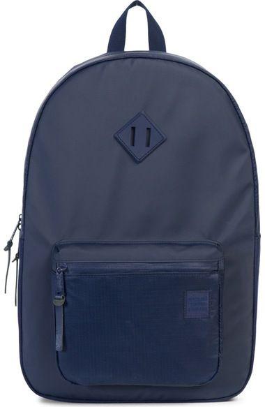 327eabf390 HERSCHEL SUPPLY CO. Ruskin Studio Backpack.  herschelsupplyco.  bags   polyester  backpacks