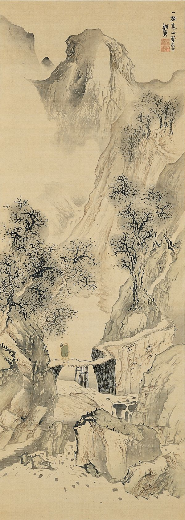 Famous Japanese Nature Paintings Google Search Japanese Ink