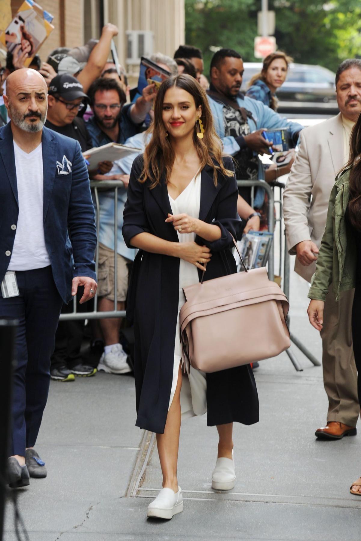 Bag: Celebrity jessica albas proenza schouler
