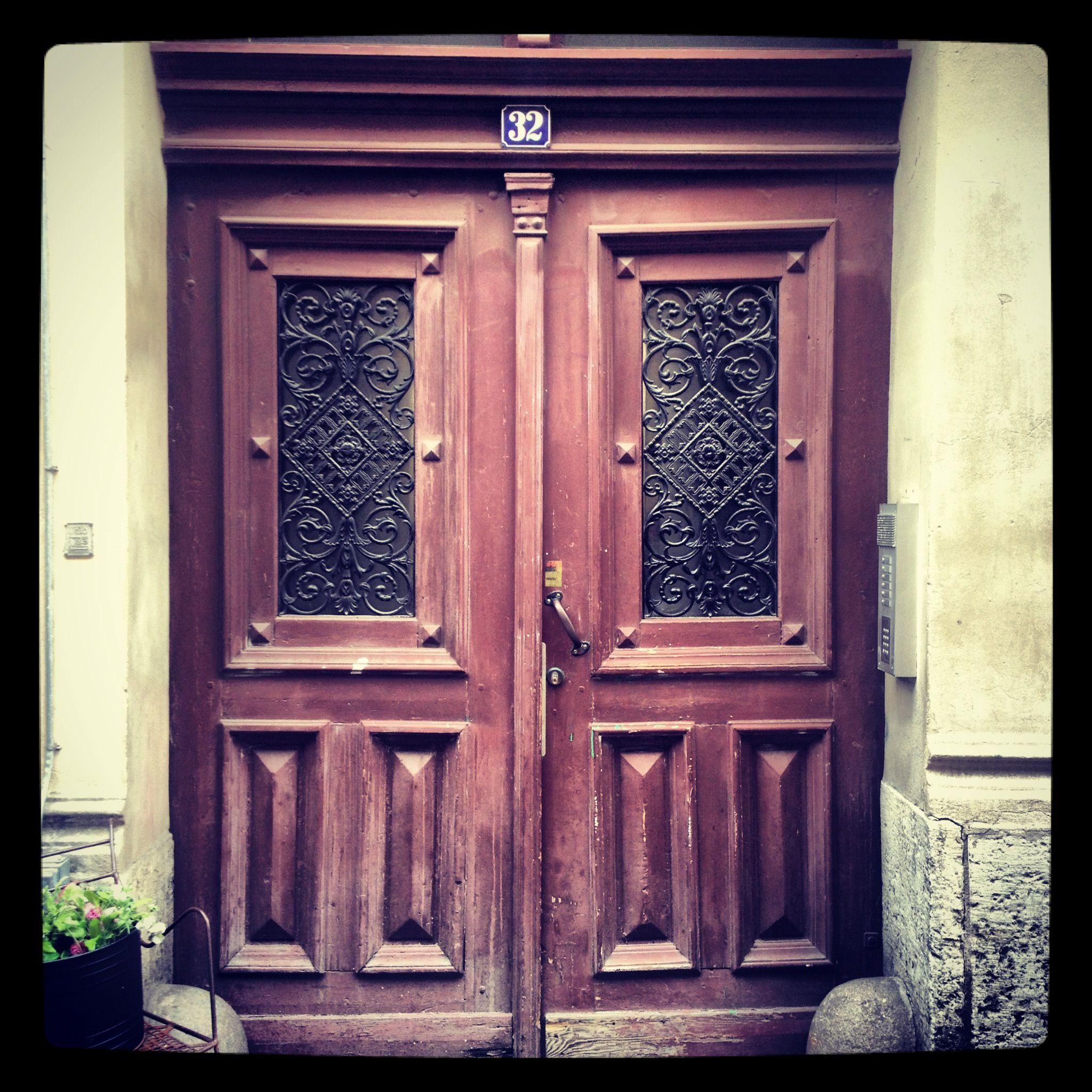 Old door in Gothenburg Sweden #door #doors #old #instagram #architecture # & Old door in Gothenburg Sweden #door #doors #old #instagram ... pezcame.com