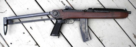 Iver Johnson Enforcer SBR: A light rifle made out of spare M1 ... on