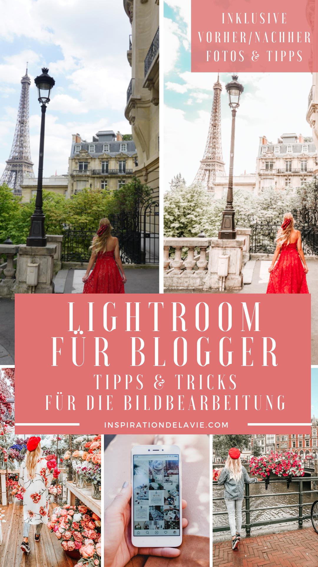 Instagram Bildbearbeitung mit Lightroom - Meine Tipps und Tricks #tippsundtricks