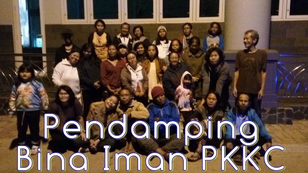 Perjalanan Pendamping Bina Iman PKKC Menuju Desa Sawarna