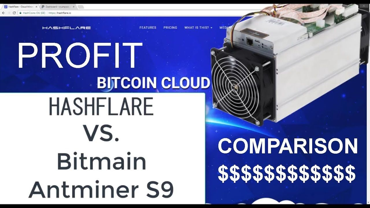 Bitcoin mining profitability - What is more profitable HashFlare or