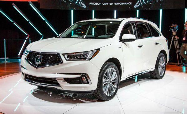 Acura Rdx 2020 En 2020 Autos