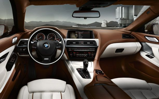 Bmw 6er Gran Coupe Interior Bmw Serie 6 Gran Coupe Bmw