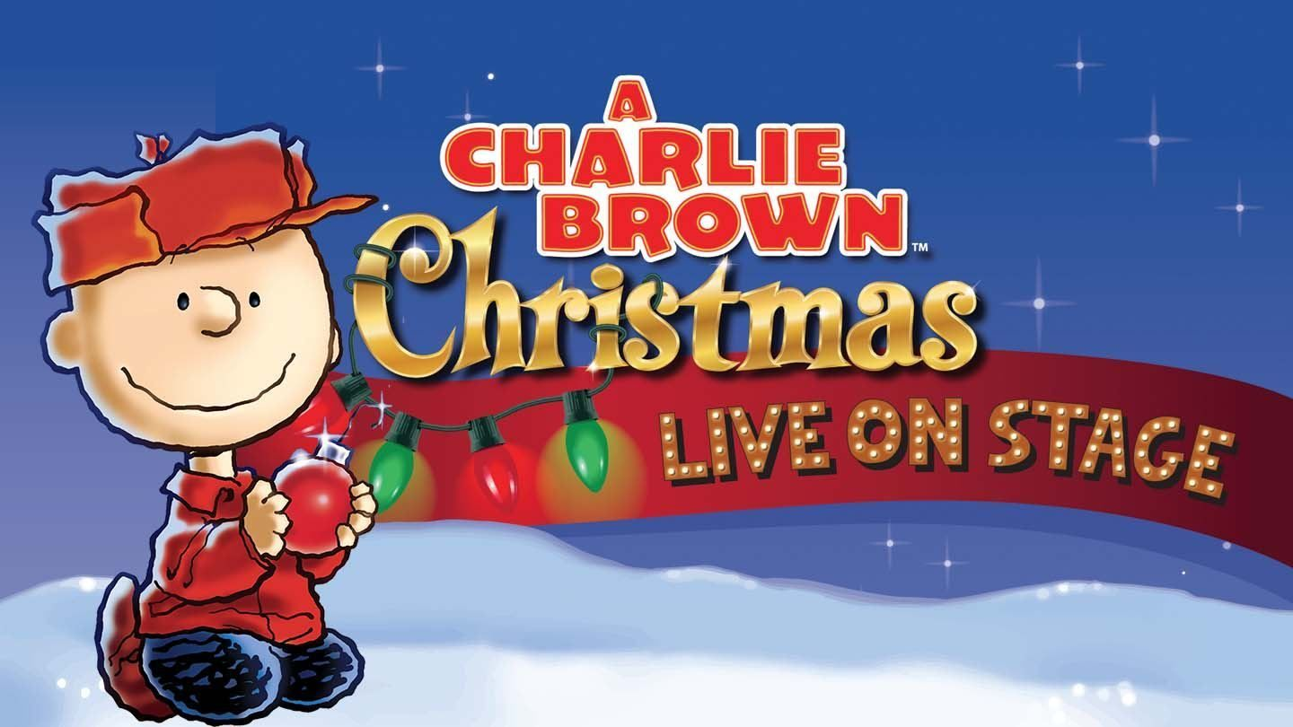 Coral springs dec 11 a charlie brown christmas live on