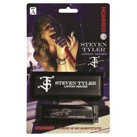 Hohner Steven Tyler Artist Series Harmonica - Key A