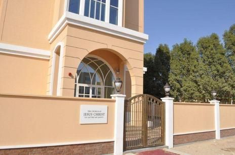 Title Lds Church Dedicates New Chapel In The United Arab Emirates