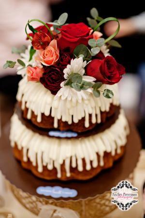 Two Layer Bundt Cake