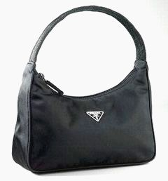 Prada Mv515 Tessuto Sport Bag In Black Modaqueen