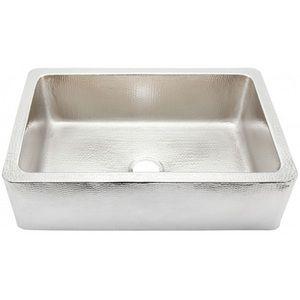 $1092. TKSA2522BRN Petit Lucca Apron Front / Specialty Sink ...