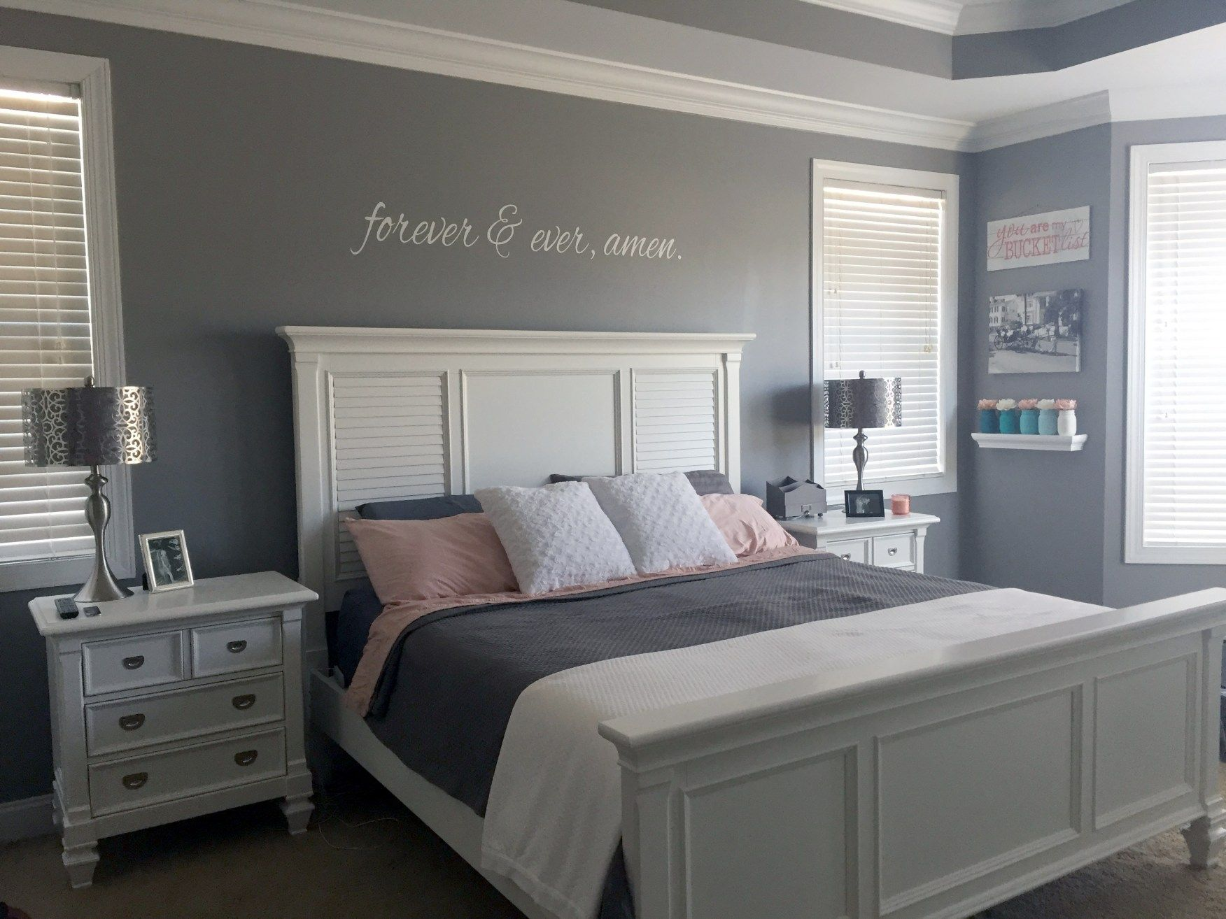 Our Ultimate Bedroom Makeover   For the Home   Pinterest   Awesome ...