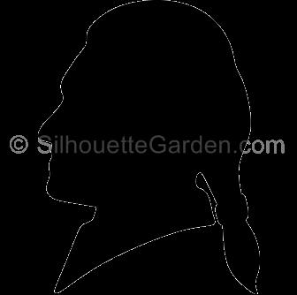 Thomas Jefferson Silhouette Silhouette Clip Art Silhouette Silhouette Art