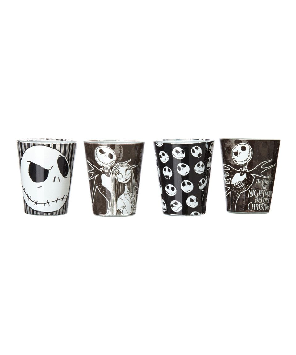 Look what I found on #zulily! Nightmare Before Christmas Shot Glass ...